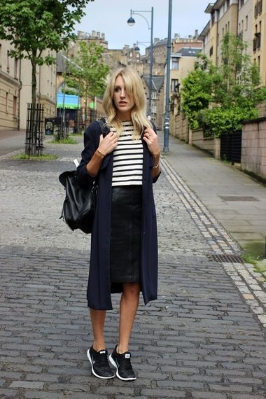 Breton Stripes & Nike Free added by LurchHoundLoves