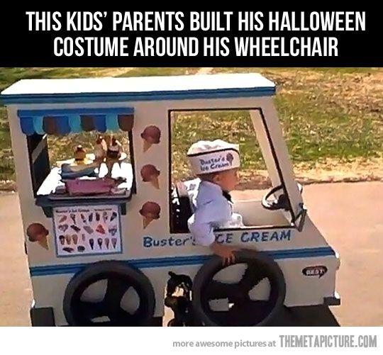 Best parents ever.