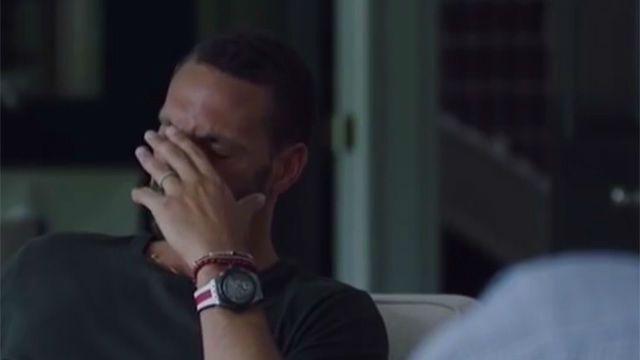 La vida de Rio Ferdinand sufrió un cambio dramático a causa del fallecimiento de su esposa en 2015