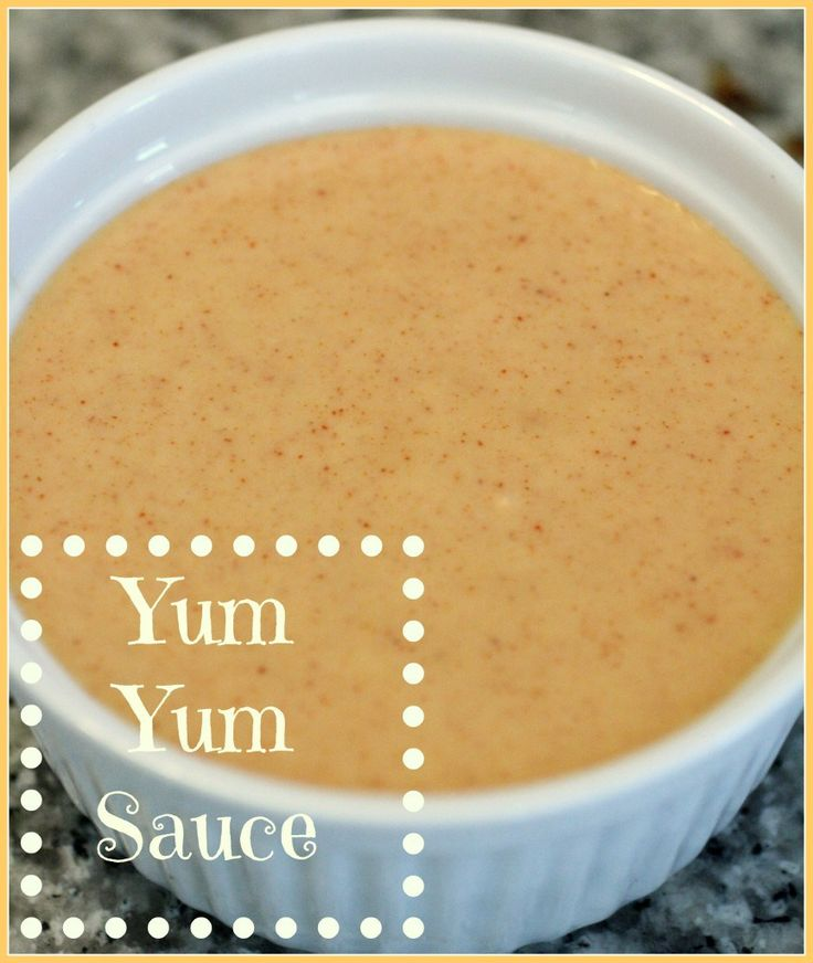This easy to make from scratch Yum Yum Sauce will make your Hibachi taste just like you were at the restaurant or getting your favorite takeout!