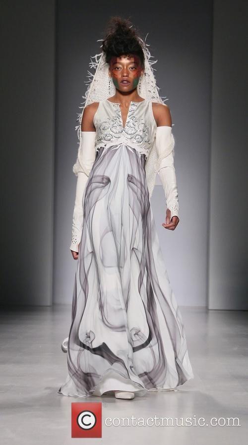 Mercedes-Benz Fashion Week New York Fall/Winter 2015 - Hendrik Vermeulen - Runway