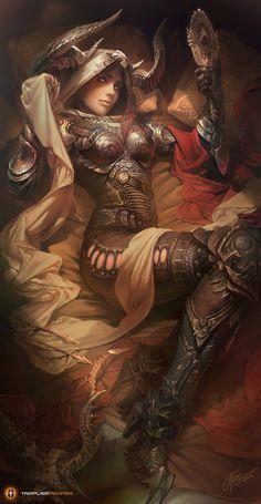 #diablo #demon #hunter