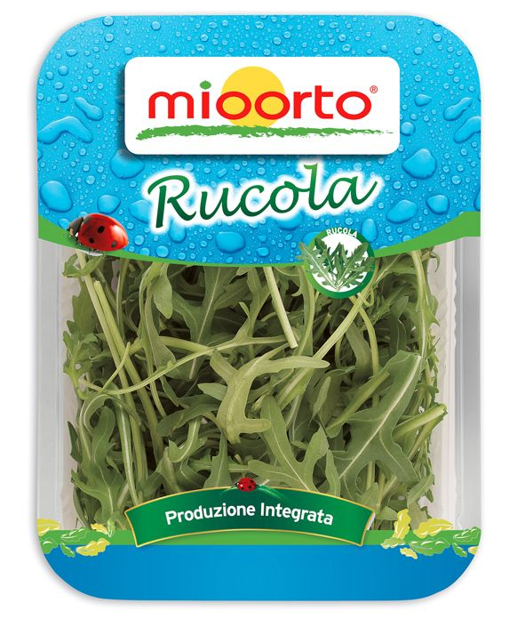 MIOORTO - packaging rucola