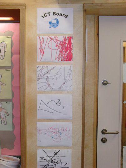 Ict Classroom Ideas ~ Best ict corner images on pinterest class displays