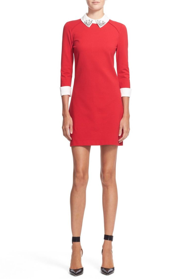 Red dress nordstrom 60606