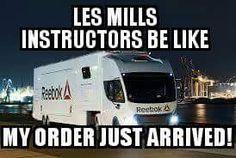 LesMills Instructors