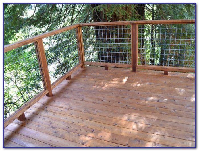 Horizontal Deck Railing Systems | Horizontal Aluminum Deck Railing - Decks : Home Decorating ...