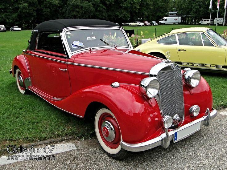 Alle Größen   1950 Mercedes Benz 170s.   Flickr - Fotosharing!