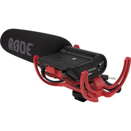 Rode Microphones VideoMic with Rycote Lyre Suspension System