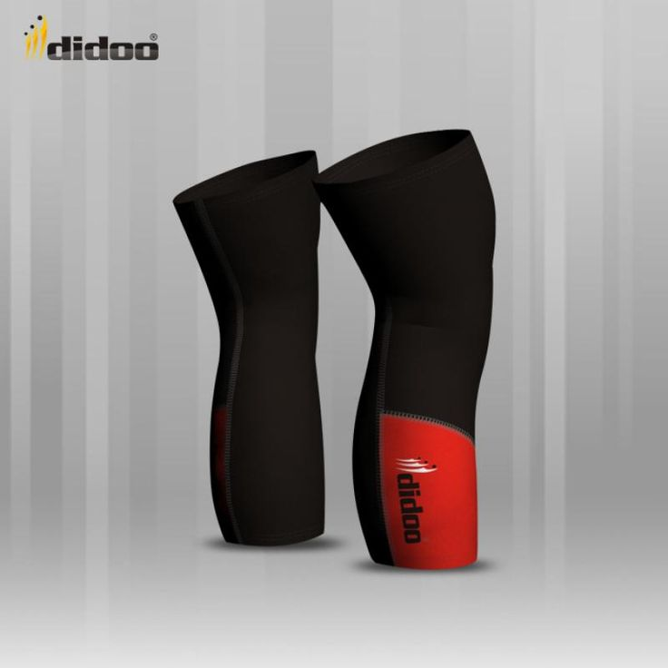 This Knee Warmer has an ergonomic design with a flat seam construction, designed to reduce chafing and Improve the fit to enhance performance. This product is 100% Genuine and come with tags.  Ideal as a base layer or for training, Didoo Knee Warmers are a tight fit compression garment. All Season Compression Baselayer which keeps you cool when its hot and keeps you hot when its cool.