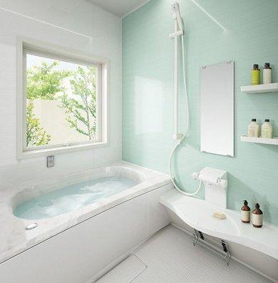 浴室リフォームPanasonicオフローラ526,240円1216サイズ戸建て既存ユニットバス