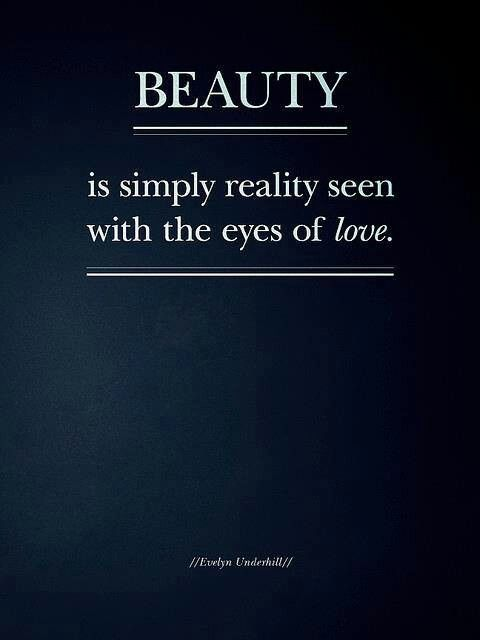 So look at life with love in your eyes and you'll be surprised how beautiful this world can be :)