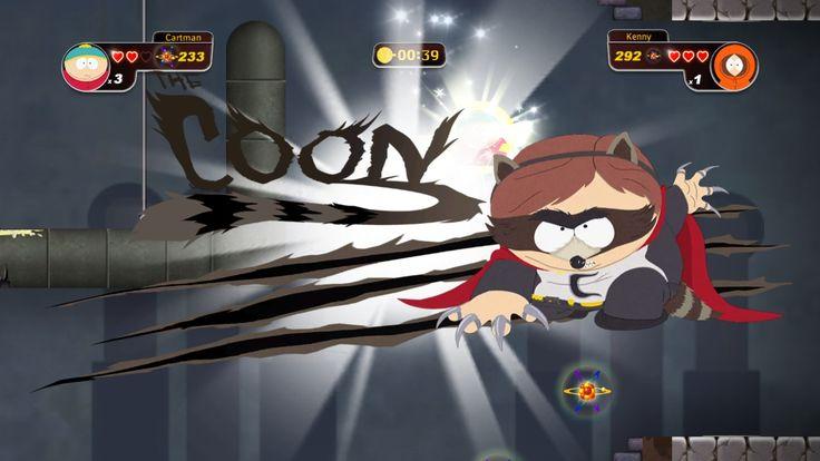 El videojuego de South Park es algo que necesito que se ponga a la venta ya.