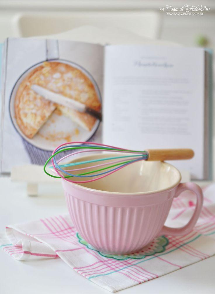 Backbuchliebe & kleiner Einblick in unsere Küche