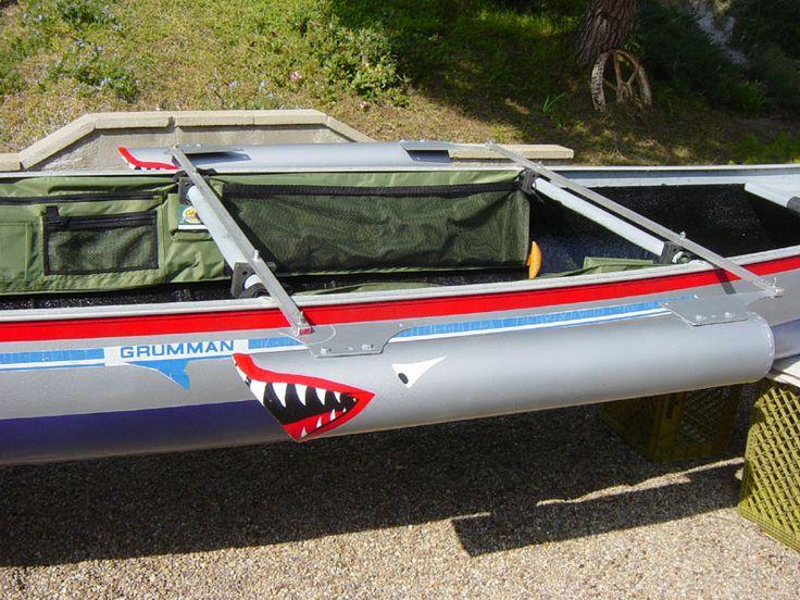 canoe paint | Grumman Canoe Project
