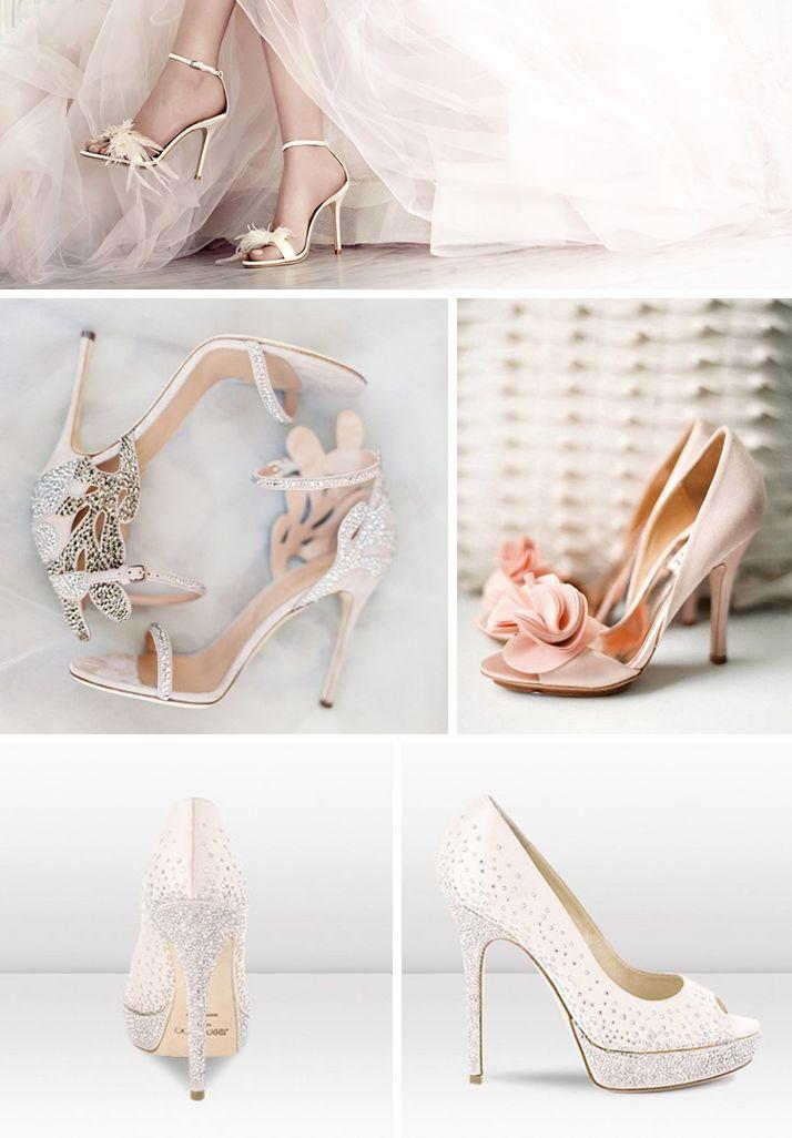 Szpilki - Idealne buty ślubne dla Panny Młodej