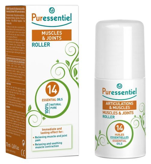 Puressentiel Muscle and Joint Roller - 75 ml - Boots Puressentiel Muscle & Joint Roller - 75 ml 5981646 £14.99