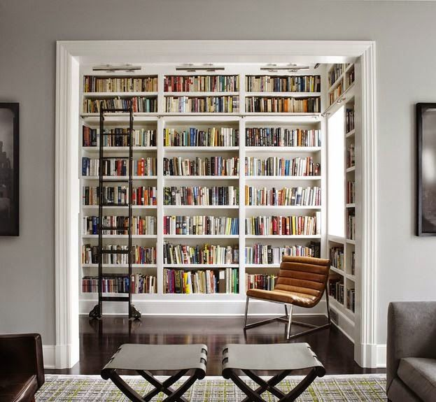 South Shore Decorating Blog: Home Libraries -- The Ultimate Luxury -- 30 Stunning Inspirational Images
