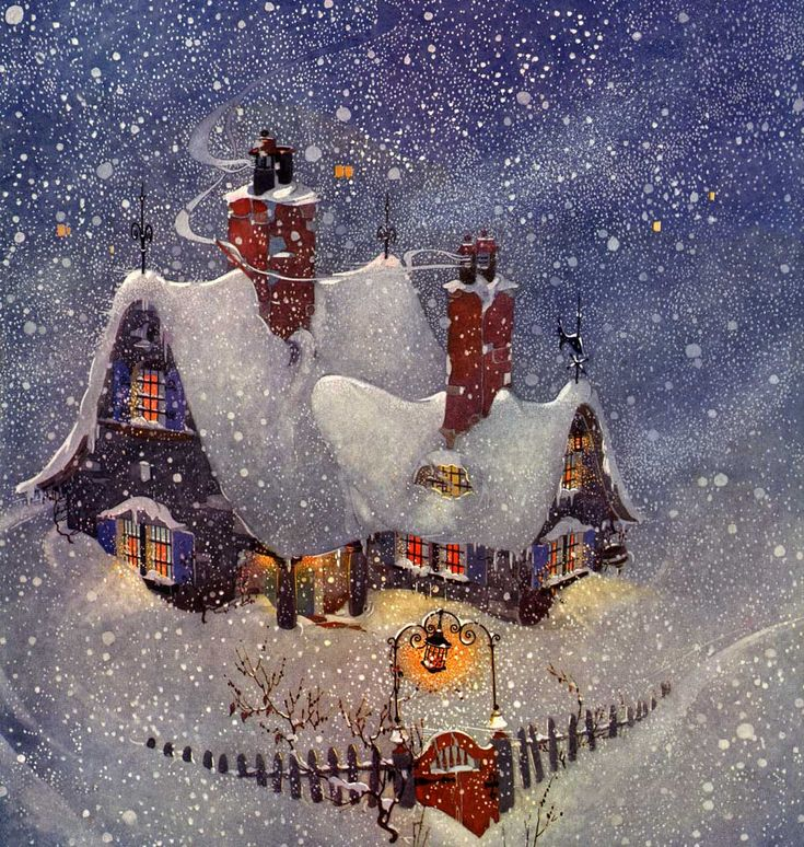 кто открытки рождество волшебство рождества могли