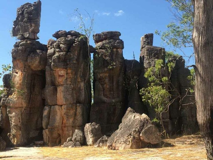 Lost City - Litchfield National Park
