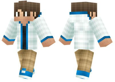 Cool Boy skin for Minecraft PE - http://minecraftpedownload.com/cool-boy/