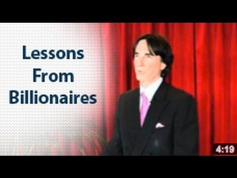 Dr John Demartini - Lessons from Billionaires