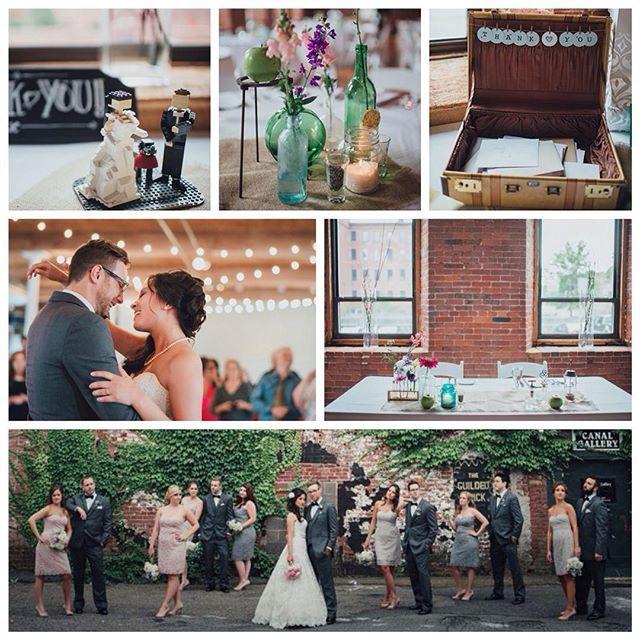 #Свадьба Даниэль и Скотта в #стиль'е #индастриал. Фото: @loveandpretty #brideandstyle #topweddingblogsbrideandstyle @artfullywed #жених #невеста #декор #цветы #платье #свадебноеплатье #wedding #industrial #industrialstyle #bride #groom #happy #weddingday #ceremony #flowers #bridesmaids #weddinggown #bouqet #happiness #party #weddingdress #weddingparty #marriage