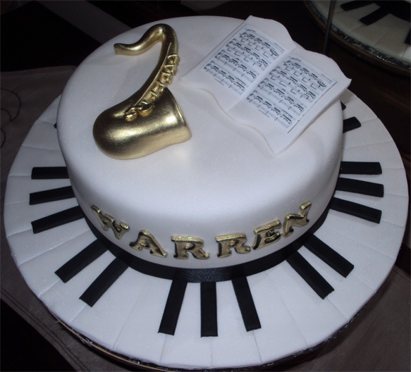 63 best images about Music Cakes, cupcake and more on ...