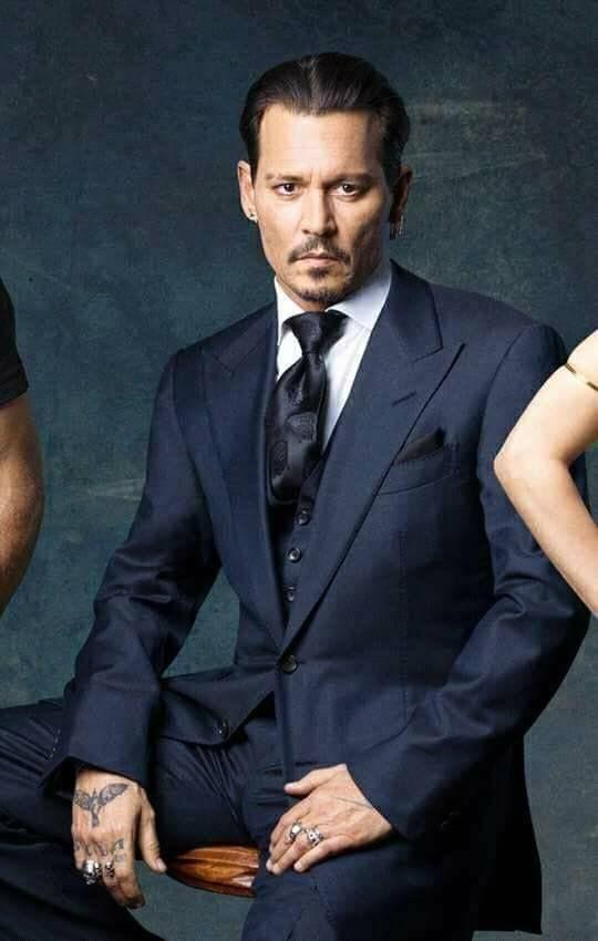 Johnny Depp - Dark Universe - The Invisible Man