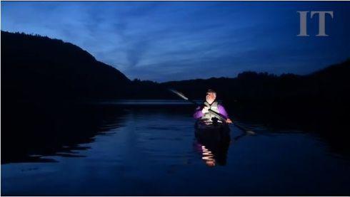 50 wild things to do in Ireland - Night kayaking, Lough Hyne, Co Cork, Ireland