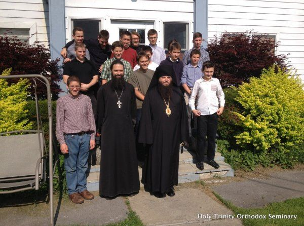 Holy Trinity Monastery - 2015 Summer Youth Program at Holy Trinity Monastery
