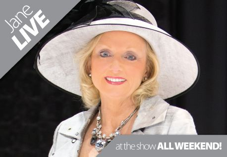 Meet top wedding planner Jane Dayus-Hinch at the National Bridal Show! September 5-7, 2014