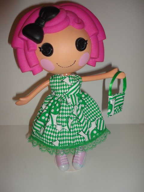 1000+ images about Sew - Lalaloopsy Clothing on Pinterest ...