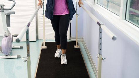 MS-related foot drop can make walking difficult. Here's what you can do to stay active and mobile. #multiplesclerosis #walking #everydayhealth | everydayhealth.com