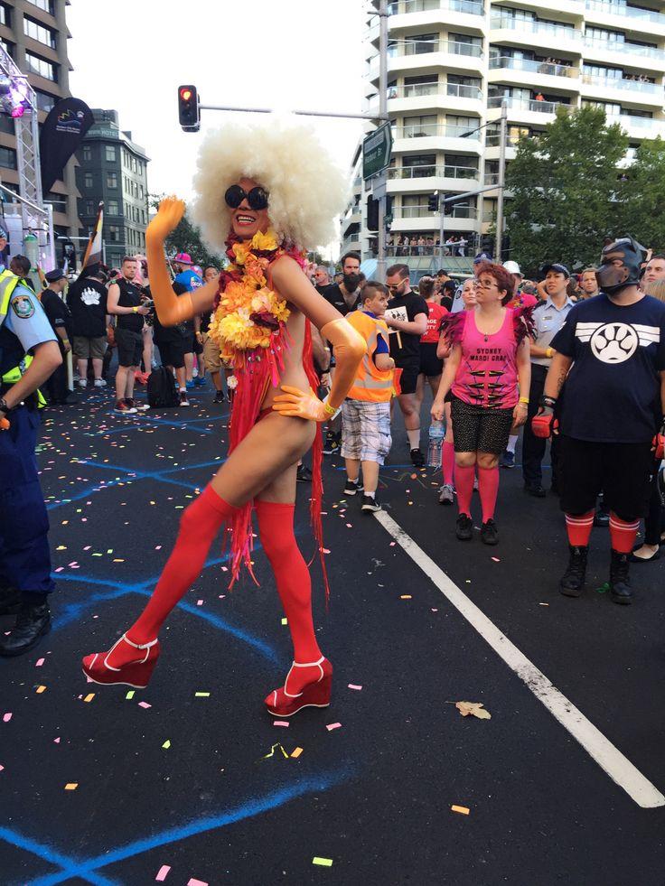 Sydney Mardi Gras 2016