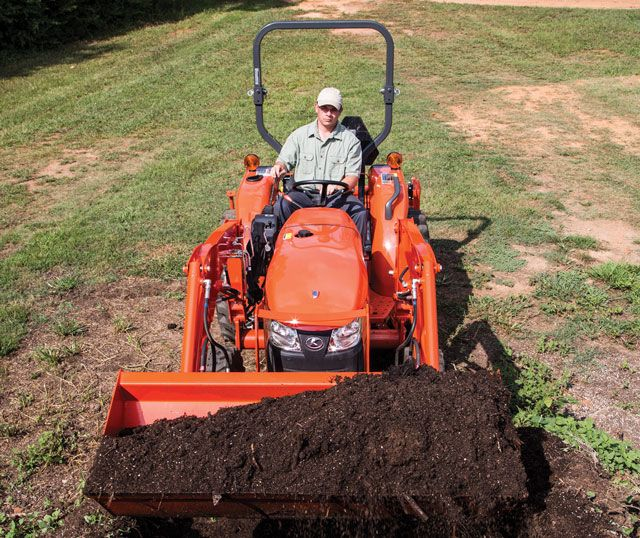 Kubota Compact Tractors Summarized — 2017 Spec Guide #construction #compact