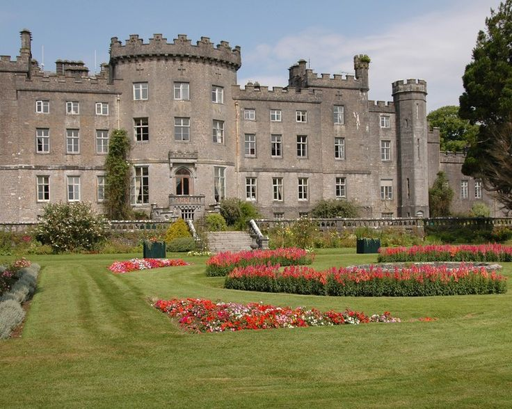 Markree Castle, Collooney, Sligo, Connaught, Ireland. #WeddingVenueSligo #WeddingsinSligo