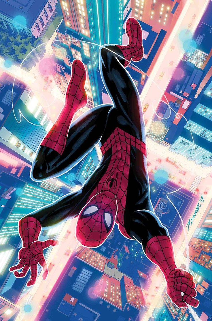 PETER PARKER SPECTACULAR SPIDER-MAN #301 LEG 3/14/2018