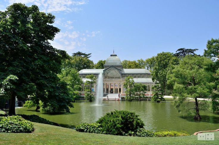 Park Retiro in Madrid
