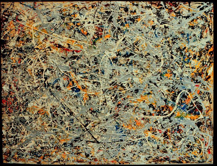 paintings   Datebook: August 11 – 55th anniversary of artist Jackson Pollock's ...