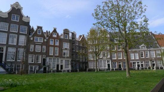 Amsterdam, Nederland: Beginhof 4