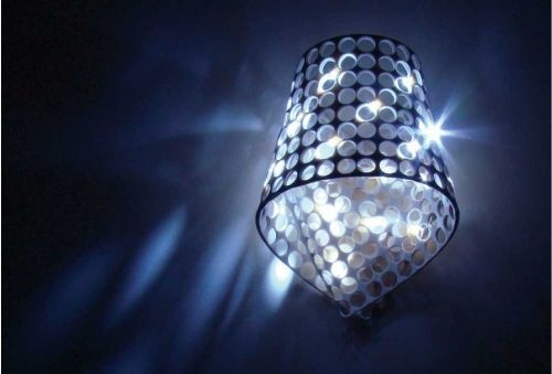 Lampada LED eco decorativa - Kit DIY  Sara Bergando http://www.clipit.it/product/scheda/32