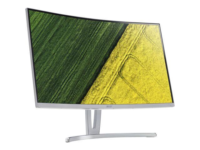 """Monitor Acer 27"""" ED273wmidx VGA DVI HDMI Głośniki biały"""