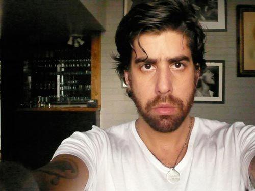 The Hot Hebrew beard selfie on Adam Goldberg. Check out more Adam Goldberg beards on THE JIM GAFFIGAN SHOW starring Jim Gaffigan. Discover full episodes at   http://www.tvland.com/shows/the-jim-gaffigan-show.