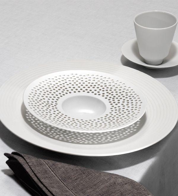 Hering Berlin pulse cielo porcelain tableware harlequin london & 60 best Luxury Tableware images on Pinterest | Dinner ware ...