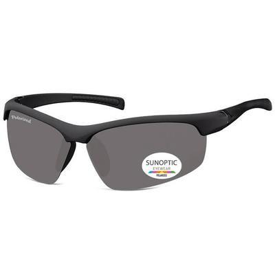 Γυαλιά Ηλίου Biker Sunoptic Polarized SP302-BLACK-e-chap