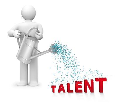 Hoe laat je kinderen hun Talent ontwikkelen ?