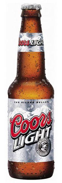 Coors light - Par ordre alphabétique - Bières canadiennes - Bières et Cidres - 5010038442937 - Alloboissons