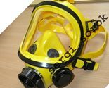 Full Face Post Punk  Facepiece Yellow  GENUINE Gas Mask Respirator GP-9  2016 https://www.bonanza.com/listings/Full-Face-Post-Punk-Facepiece-Yellow-GENUINE-Gas-Mask-Respirator-GP-9-2016/519246109  Price: $65.99 Category: Surplus .Russian Army Military Russian Army Military Gas Mask GP-9 panoramic with new filter made 2016 year .The mask in Yellow colour.Russian Army Military Gas Mask GP-9 panoramic, mask black, 2 size maximal (for any size's), new filter with a c...