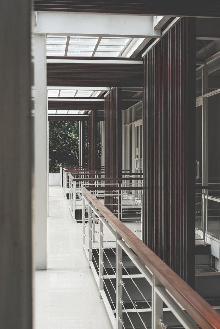 Project: Gistex Function Building A Image 3 Location: Bandung, Indonesia  #architect #bandung #jakarta #building #function #architectindonesia #archdaily